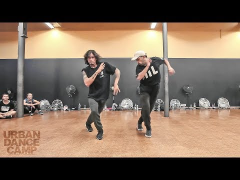 GFG by Miguel (Remix) / Mecnun Giasar Choreography ft. CJ Salvador / 310XT Films / URBAN DANCE CAMP