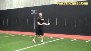 "How to ""Run Faster"" ""Speed Training"" Drills To Improve ""Sprint Speed"" ""Acceleration"" Deceleration"