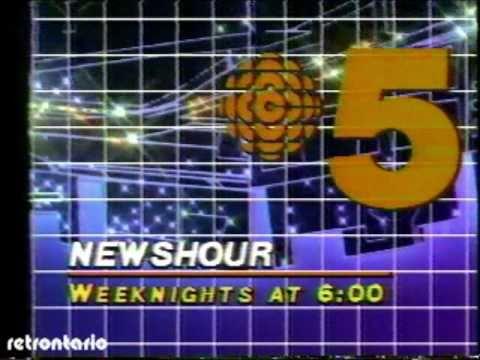 CBLT Newshour 1983