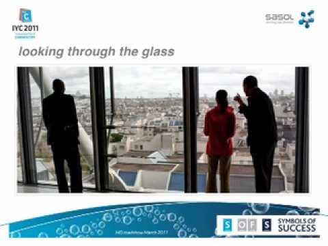 International Year of Chemistry 2011 Involvement of Sasol Technology