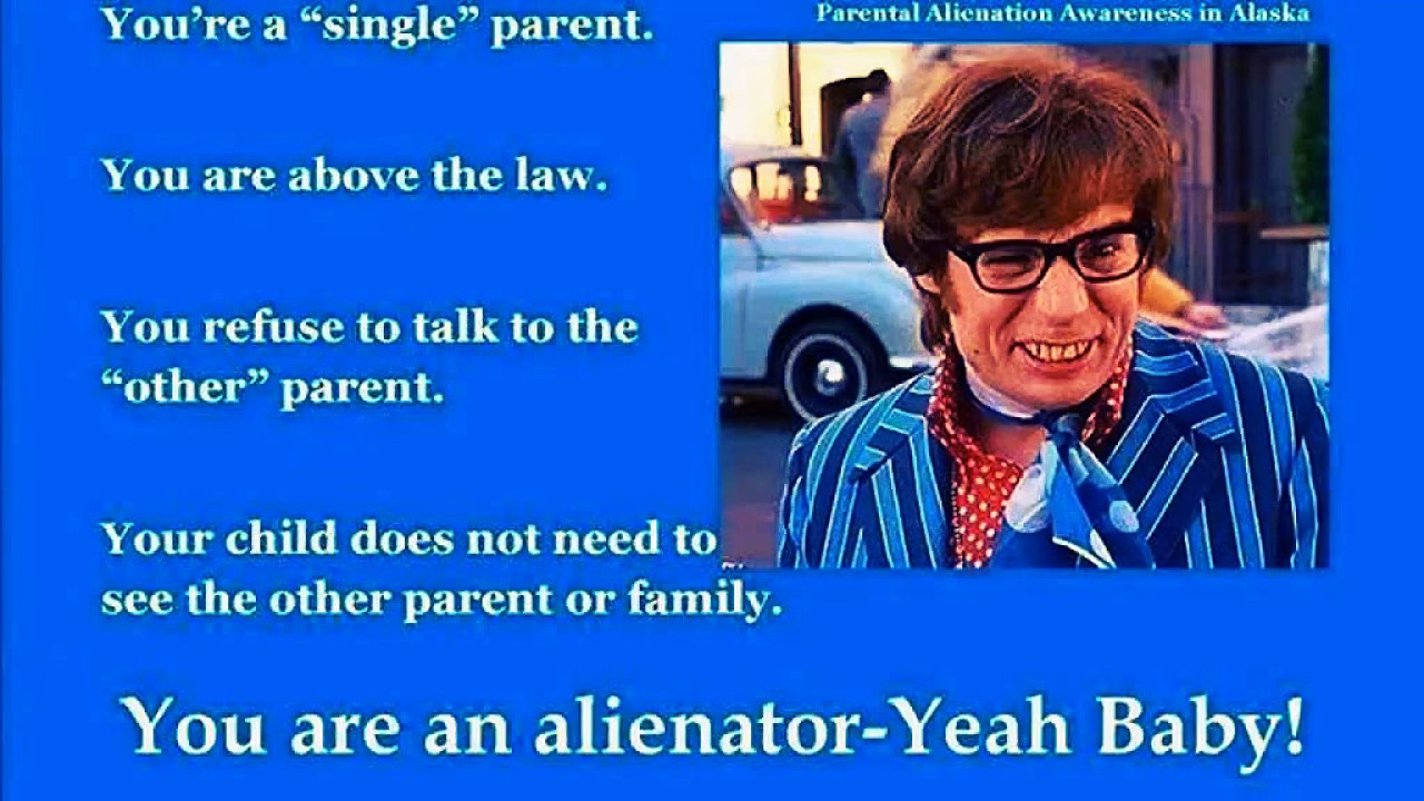 Parental alienation, also known as obstruction of family bonds, is a global epidemic