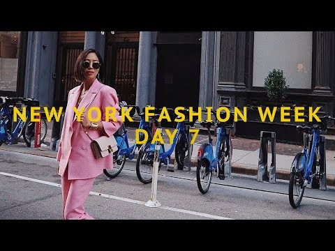 How I Get Ready For A Fashion Show - New York Fashion Week | Aimee Song