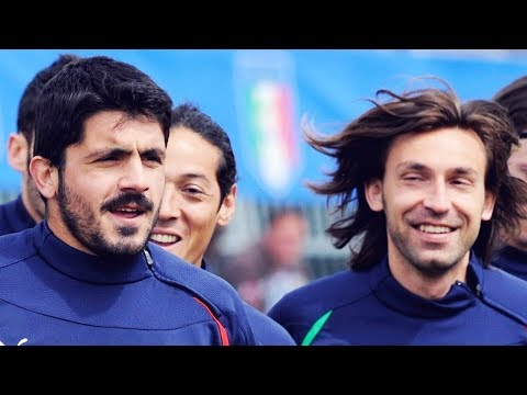 Andrea Pirlo and Gennaro Gattuso's unbelievable bromance | Oh My Goal