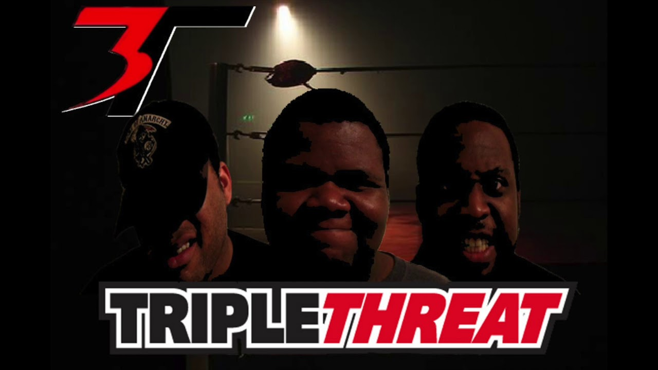 Confusion or **** this Show!  | TRIPLE THREAT PODCAST