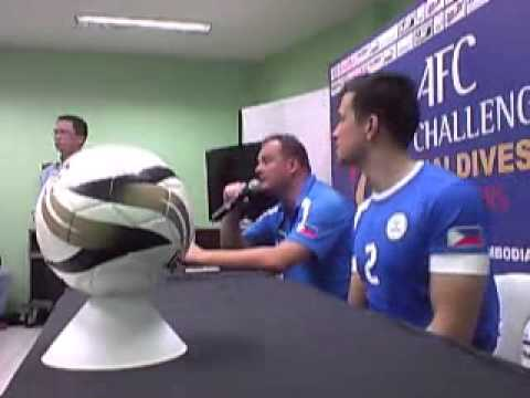 Philippines vs Turkmenistan Post-Match Press Conference - PHI edition