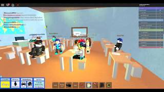 playing bts songs on roblox high school XD