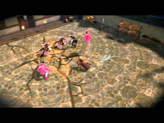 Age of Wushu Dynasty Preview