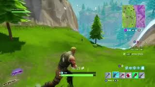 Fortnite Battle Royale new weapon (Scoped Assault rifle)