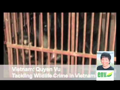Tackling Wildlife Crime in Vietnam: Behind the Schemes, Episode 4