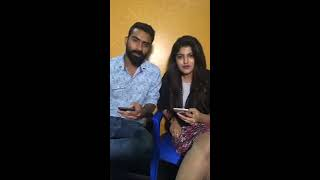 Actor Yogish and Naina Sarwar Talk on Kolara Movie