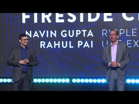 Fireside Chat - World Blockchain Forum Dubai