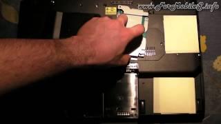 Fujitsu CELSIUS H920 - Come sostituire, aggiungere un HDD primario