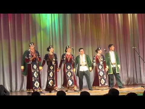 Ансамбль из Нагорного Карабаха «Мы и наши горы»