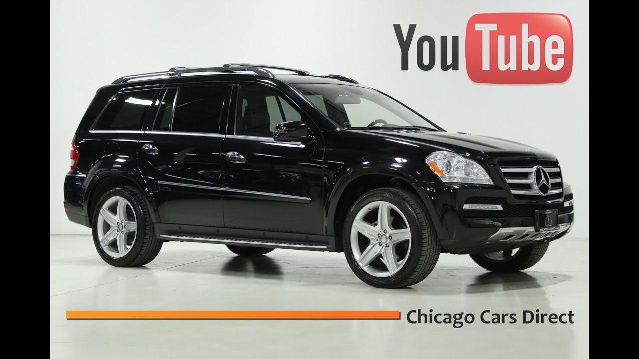 Chicago cars direct presents a 2011 mercedes benz gl550 for Mercedes benz gl550 for sale