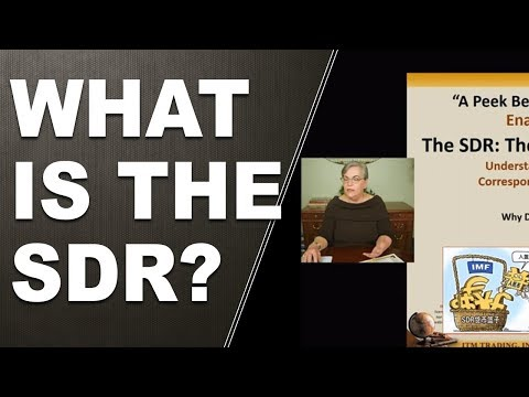What is The SDR?
