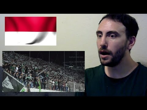 BRIGATA CURVA SUD - SAMPAI KAU BISA (lyrics) - Epic Game Chant Reaction-