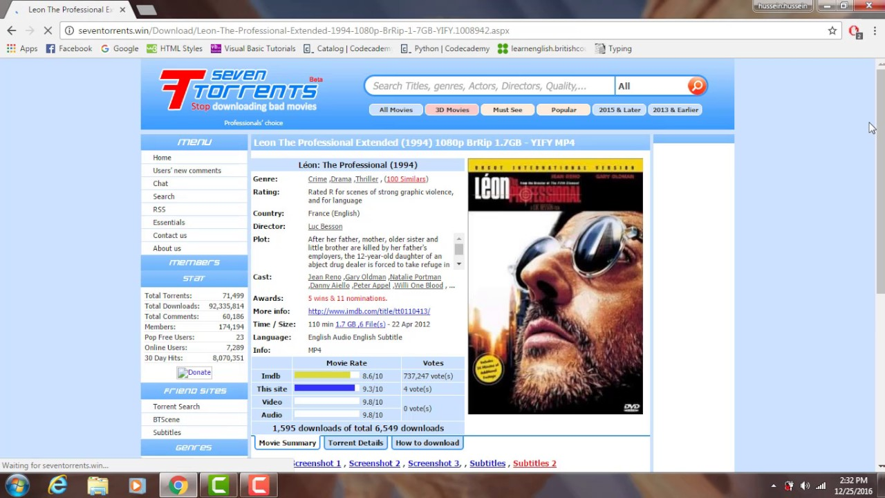 how to download any torrents movies youtube