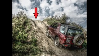 [4x4] Off road extreme fails and wins compilation | Truck uproots stump | Big snowmobile hill climb