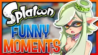 SPLATOON FUNNY MOMENTS (A Trip To The Past)
