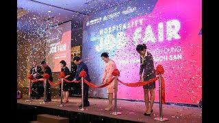 Sôi Động Hospitality Job Fair 2019 Với Hơn 800 Ứng Viên Tham Gia | Hướng Nghiệp Á Âu