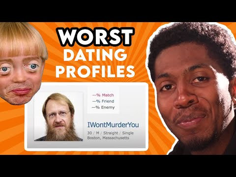 Funniest And Worst Dating Profiles