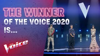 Grand Finale: The Winner of The Voice Australia 2020