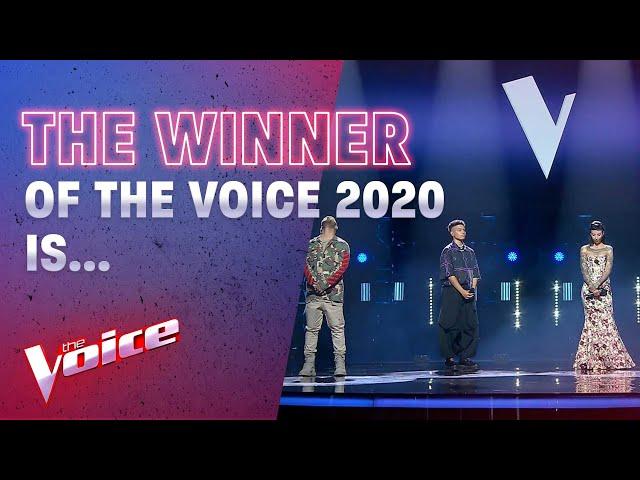Grand Finale: The Winner of The Voice Australia 2020 - The Voice Australia