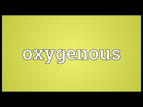 Header of oxygenous