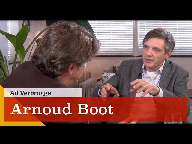 Arnoud Boot: Echte oorzaken financiële crisis niet aangepakt. Europese megabanken slecht idee.