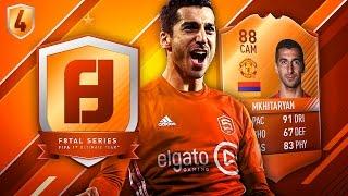 FIFA 17 F8TAL MOTM MKHITARYAN! #4 - THE MAIN MANÉ!!