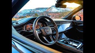 2019 Audi Q8 S-Line Quattro – INTERIOR, EXTERIOR DESIGN & TEST DRIVE