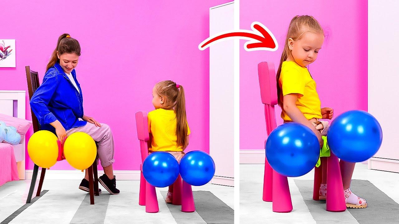 حيل عملية مذهلة بالبالونات    دمى وحرف تصنعها بنفسك من البالونات