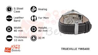 Swatch TRUEVILLE Watch YWS400 ساعه يد رجالى سواتش MnBetak.com - Official Video