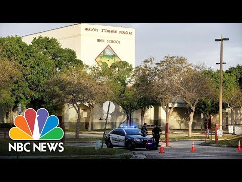 Watch Live: Florida school shooting survivor released from Hospital