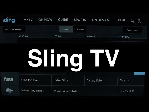 Sling TV on Roku - Review