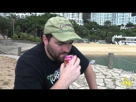 Jolly Shandy Lychee Review - Repulse Bay Beach, Hong Kong - 4K UHD
