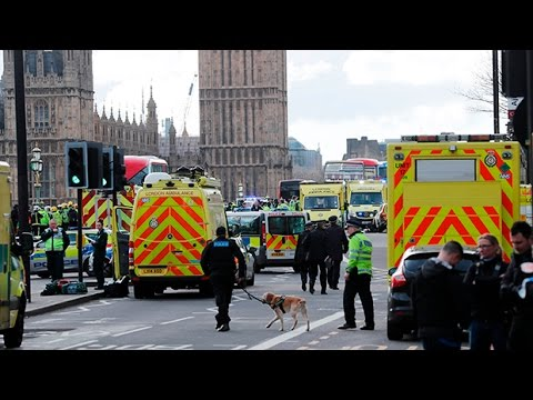 U.K. Parliament locked down after attack at Westminster
