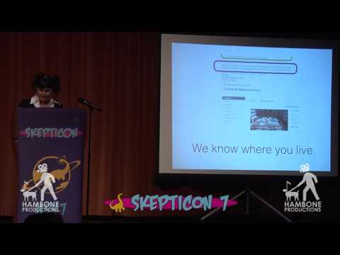 How Online Harassment Became Art   Amy Davis Roth Surly Amy   Skepticon 7