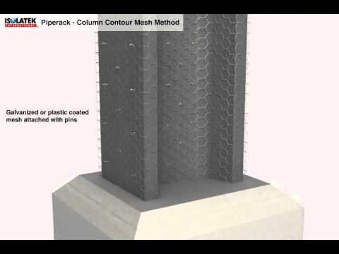 Fireproofing  Application Techniques  Petrochemical Facilities - Isolatek International 5