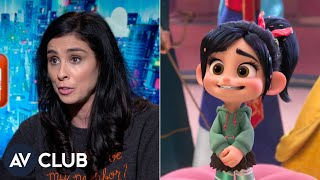 Sarah Silverman loves subverting viewers' expectations for Disney princesses