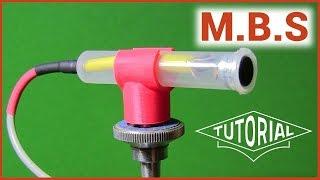 Самодельный конденсаторный микрофон с усилителем в корпусе из шприца  Мечта видео блогера
