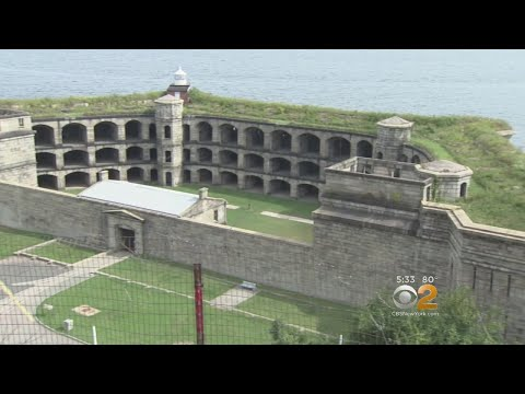 Preserving Fort Wadsworth On Staten Island
