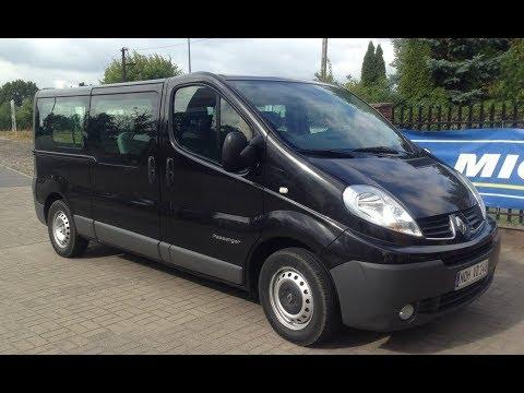 Купил Рено Трафик в Германии#Renault Trafic Opel Vivaro