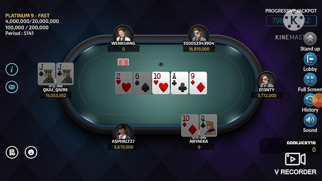 cara bermain poker idn bisa menang banyak