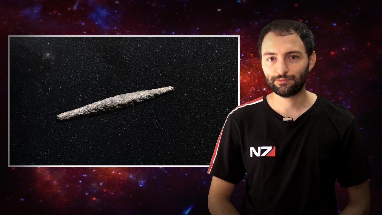 Oumuamua VUELVE – El nuevo estudio HA DESCUBIERTO algo INQUIETANTE