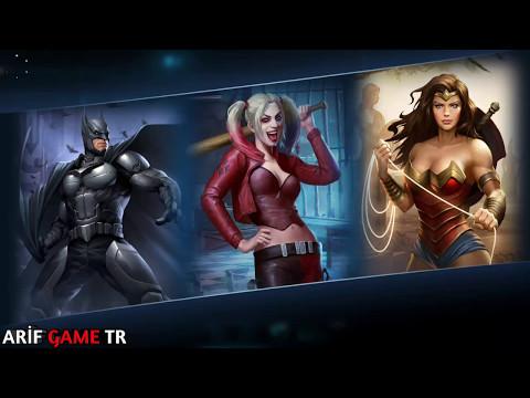 Injustice 2 Çıktı! - Başlıyoruz Bölüm 1 - Android&İOS GamePlay [Türkçe]