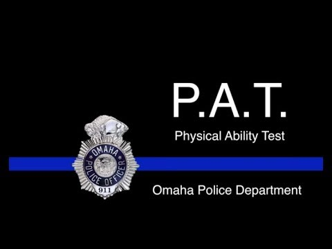 Omaha Police Department Physical Ability Test (P.A.T.) 2015