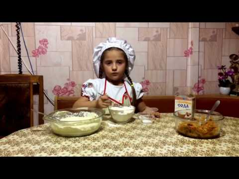 Торт на скорую руку клубничка