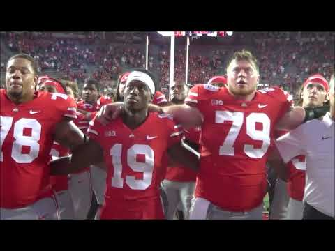 Ohio State sings Carmen following 38-7 win over Army - ELEVENWARRIORS.COM