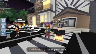 WE DO SICK ROBLOX JUMPS (I forgot to record one kill me)
